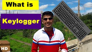 What is Keylogger ? | How it can steal your inputs (In Hindi)