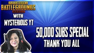 SUB AND SPONSORS GAME || 50,000 Subs Special Stream ♥ !Paytm on Screen