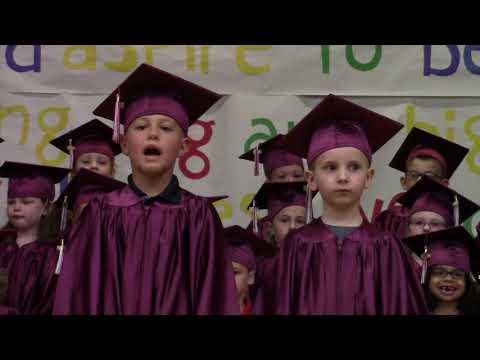 MES Kindergarten Graduation  6-14-18