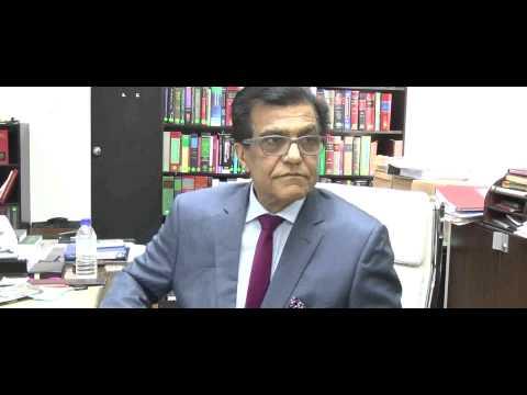 Ramesh Lawrence Maharaj on the Constitution Amendment Bill -  Trinidad & Tobago