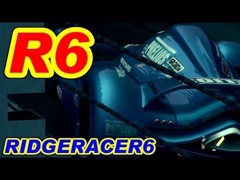 リッジレーサー6 / RIDGERACER6 for XBOX360