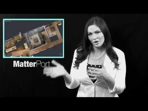 Matterport 3D Camera for Real Estate Sales