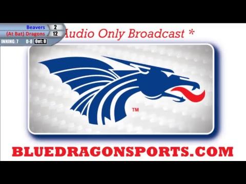 Blue Dragon Baseball vs. Pratt (Game 2)