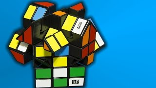 Solve - CrazyBad 4x4x6 Fisher Cuboid