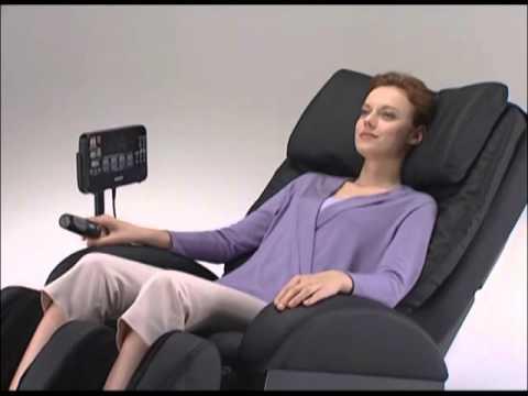 Massagesessel Funktion Wwwmassagesessel Testde Youtube