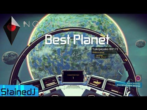 No Man's Sky Best Planet
