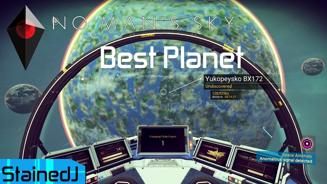 No Man S Sky Best Planet To Build Base