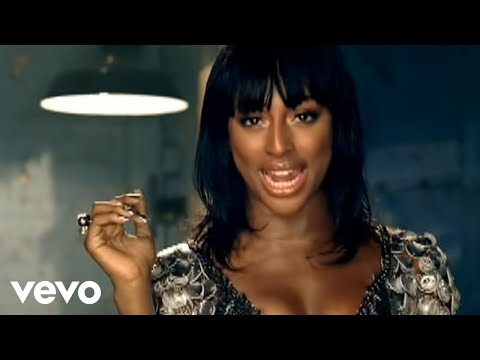 Alexandra Burke - Bad Boys ft. Flo Rida (Official Music Video)