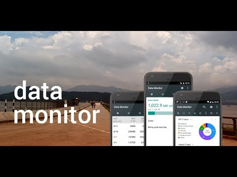 Data Monitor: Simple Net-Meter