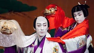 Кабуки снова на сцене | В Токио вновь открылся легендарный театр