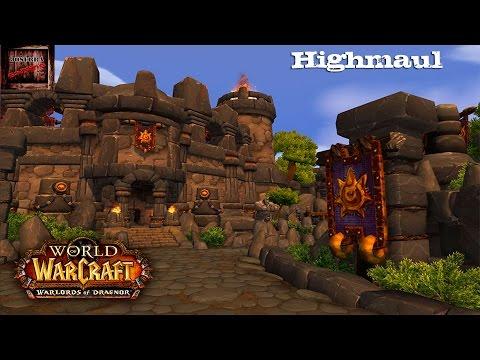 WoD: Lone Wolf Hunter in LFR Highmaul: Walled City