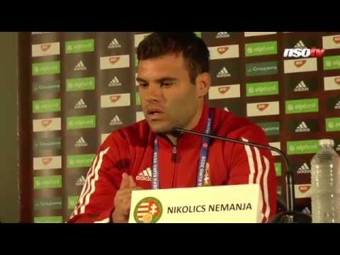 Eb 2016: Azért jöttem ide, hogy gólokat szerezzek - Nikolics thumbnail