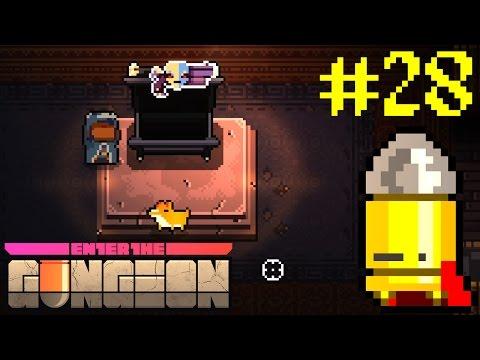 BRONISŁAW KOMOROWSKI - Zagrajmy W Enter The Gungeon #28