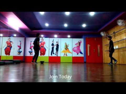 main hoon hero tera dance steps