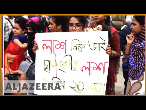 🇧🇩 Analysis: What incited protests in Bangladesh? | Al Jazeera English