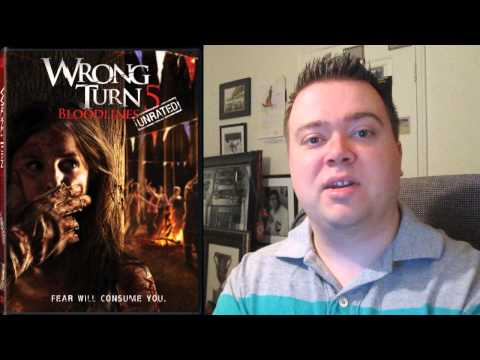 Wrong Turn 5 : Bloodlines Movie
