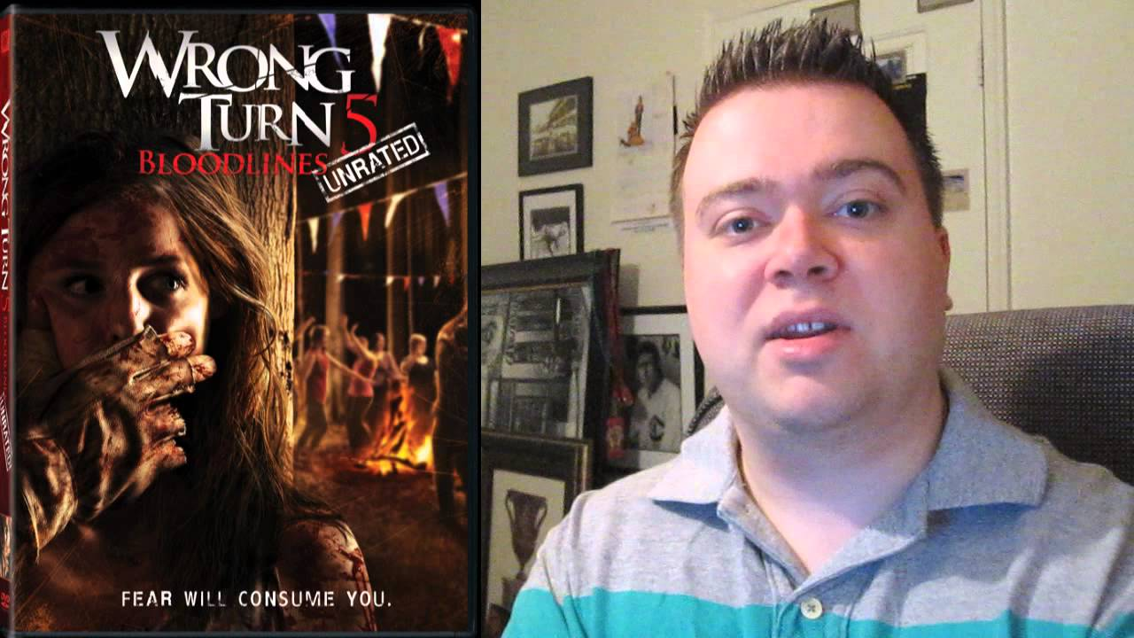 wrong turn part 5 full movie youtube