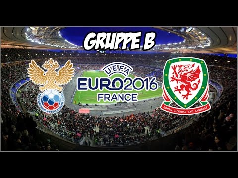 wales russland highlights