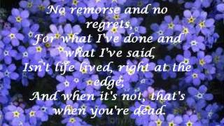 Goodbye My Friends- Sixx A.M. ~Lyrics~