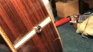 Alvarez Yairi DY75 DCB Acoustic Guitar Vintage 1989