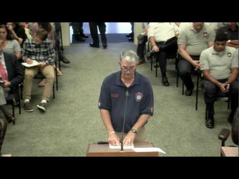 York County Council Meeting 10 3 2016