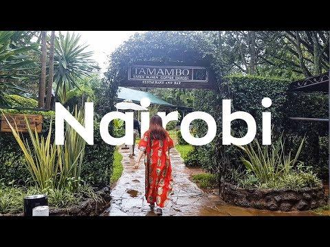 Kenya   Nairobi   Karen Blixen Coffee Garden   The Carnivore EP 4