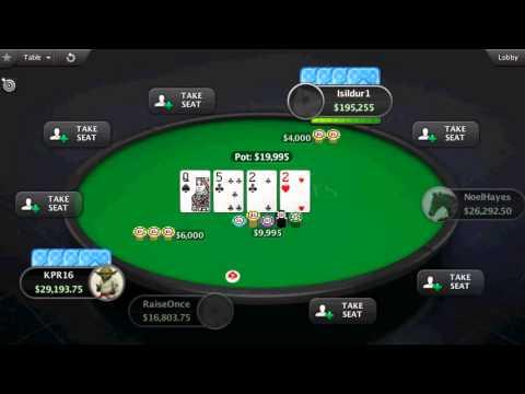Isildur1 $1000/2000 Omaha Hi/Lo on Pokerstars (04.05.2015)