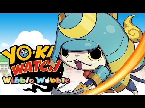 YO-KAI WATCH WIBBLE WOBBLE #07 - LE LÉGENDAIRE SHOGUNYAN !