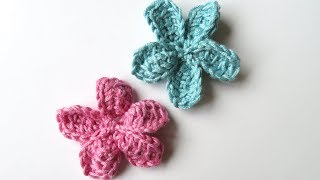 Something a little different today, as I show you how to crochet a flower using Tunisian crochet! I do like crocheting flowers and experimenting on how to make ...