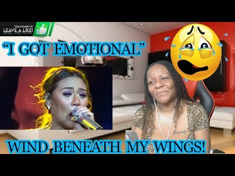 Morissette Live in Laguna | Wind Beneath My Wings| REACTION