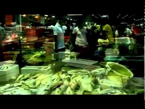 Talk of Asian Marketing Show 65 Singapore Wholesale Fish Market