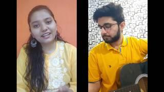 Kitni Baatein | Lakshya | Cover by Abhimanyu Sharma and Smriti Singh