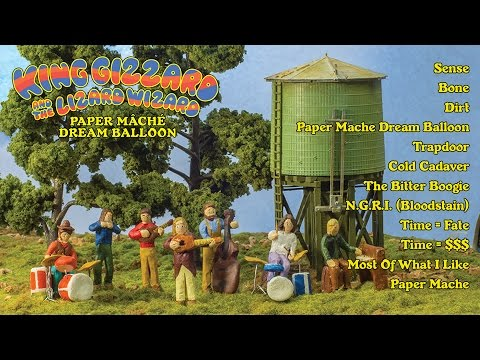 King Gizzard & The Lizard Wizard - Paper Mâché Dream Balloon (FULL ALBUM)
