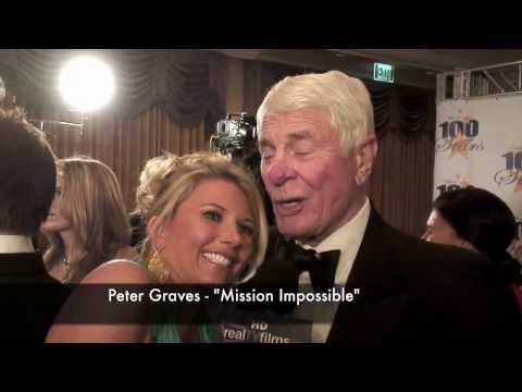 Peter Graves , Mission Impossible , Night of 100 Stars