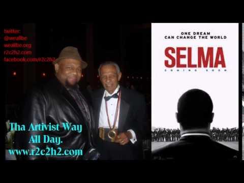 Civil Rights Legend Rev. C.T. Vivian On MLK, Selma Movie, Ferguson, Oprah, Marion Barry & More