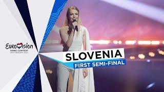 Ana Soklič - Amen - LIVE - Slovenia 🇸🇮 - First Semi-Final - Eurovision 2021