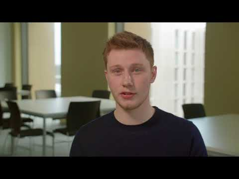 Life in the City – Business School student William