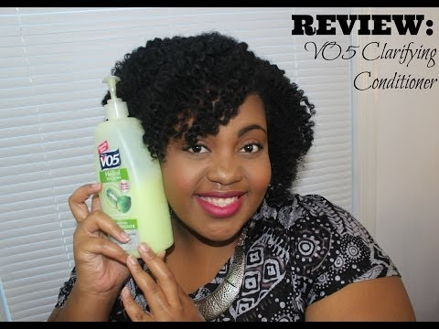 "Product Rave: VO5 Clarifying Conditioner/Cheap Co-Wash for ""Natural Hair"""