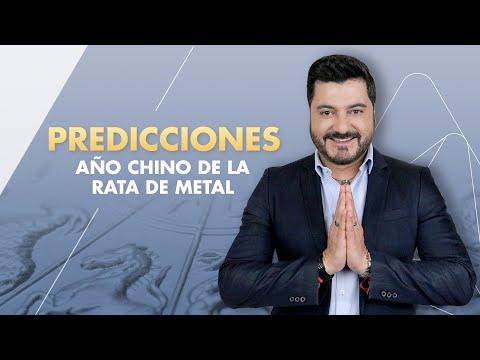 PREDICCIONES 2020 AÑO CHINO DE LA RATA DE METAL | ALFONSO LEON ARQUITECTO DE SUEÑOS