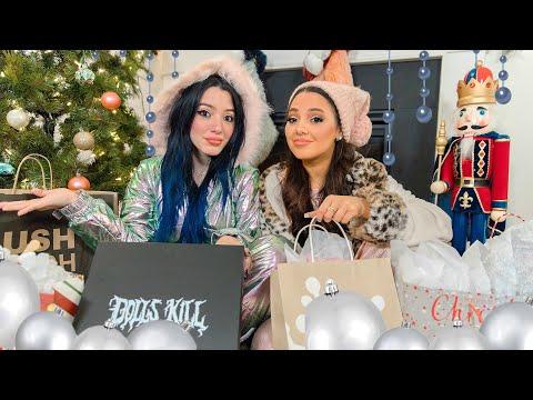 What We Got For Christmas 2019! Niki And Gabi