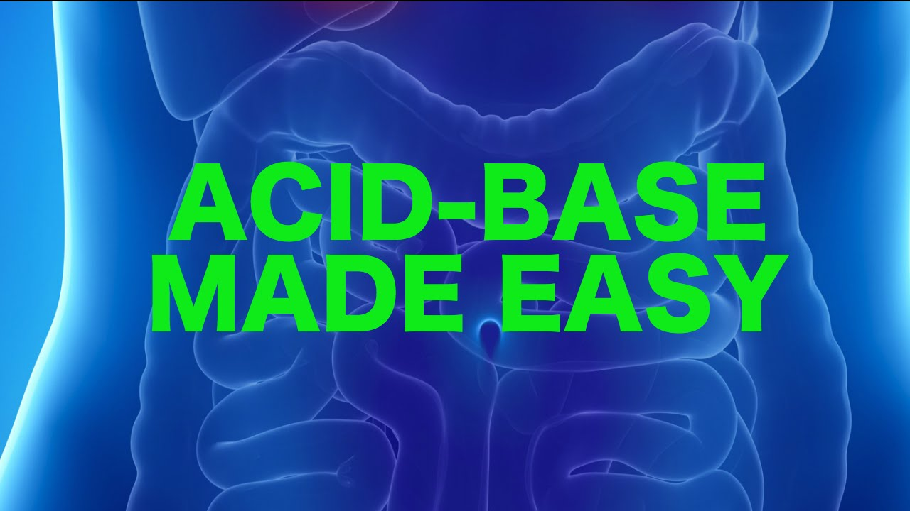 Acid/Base || USMLE