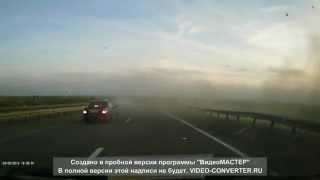 Жестокие Аварии в Ставрополе 2015. Сrash compilation