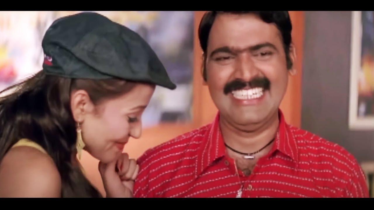तुम्हाला जम्बो वडा पाव आवडतो का ? - मकरंद अनासपुरे - मराठी कॉमेडी विडिओ