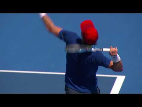 Berdych and Wawrinka Tie Break Tens   Australian Open 2018