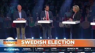 Swedish Election: Will Sweden turn to the right this weekend?