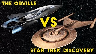 Why THE ORVILLE is BETTER than STAR TREK DISCOVERY