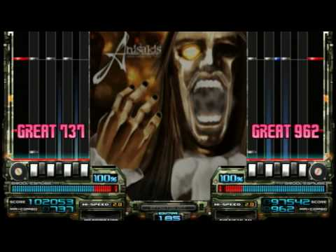 IIDX DJ TROOPERS - Anisakis - somatic mutation type
