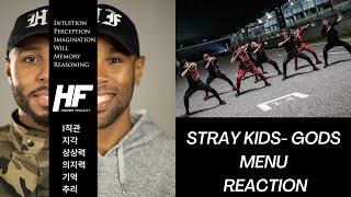 Stray Kids-God's Menu REACTION (KPOP) Higher Faculty