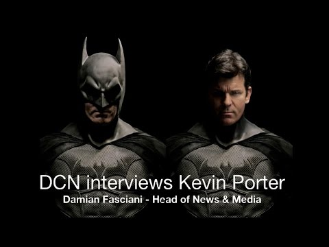 Kevin Porter Interview (with DC Comics News)