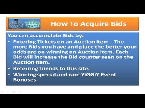 Yiggiy Auctions Charity   How It Works